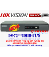 DS-7204HQHI-F1/N
