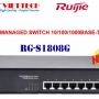 Unmanaged switch 8 cổng RUIJIE RG-S1808G